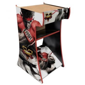 Vinyle Bartop Fabulous Arcade Classic Street Fighter 5