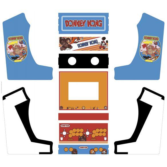 Vinyle Bartop Fabulous Arcade Classic DonkeyKong