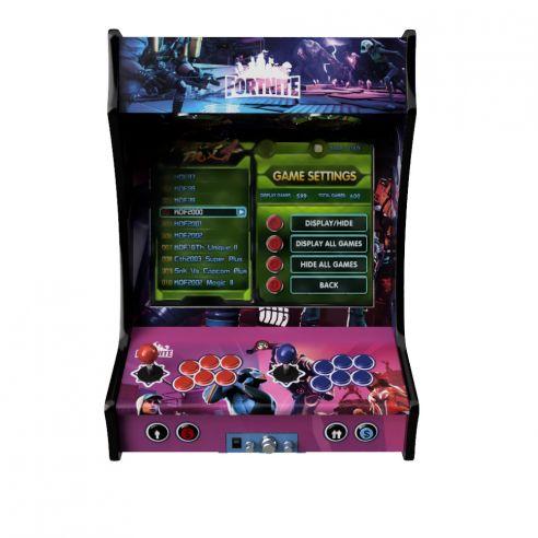 Vinyle Bartop Fabulous Arcade Classic Fortnite