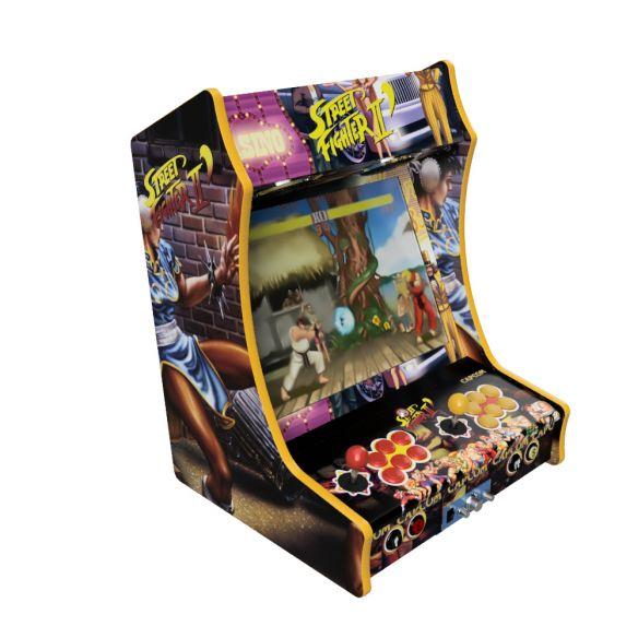 Vinyl pour borne Fabulous Arcade Classic StreetFigtherIIA