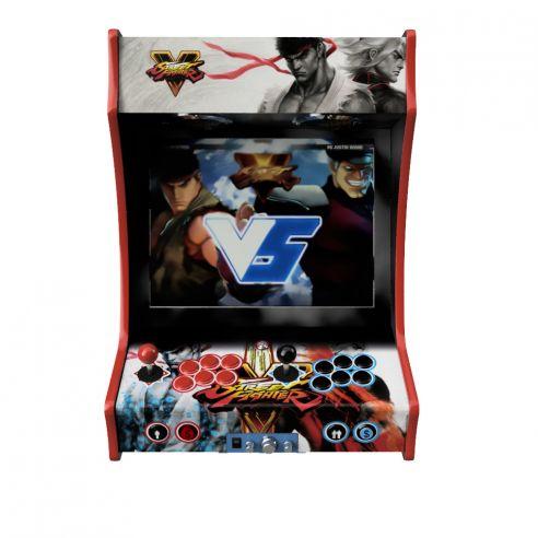 Vinyle Bartop Fabulous Arcade Classic Street Fighter 5